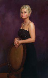 Oil Portraits of Women