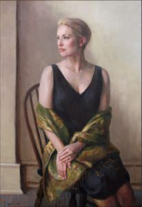 Oil Portraits of Women
