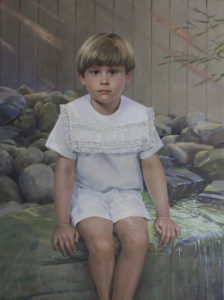 JDanielPortraits Boy Oil Portraits